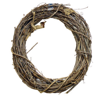 Grapevine Wreath - 14""